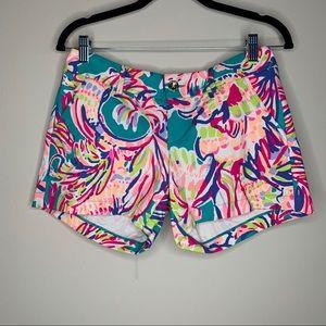 Lilly Pulitzer Callahan Shorts Size 2